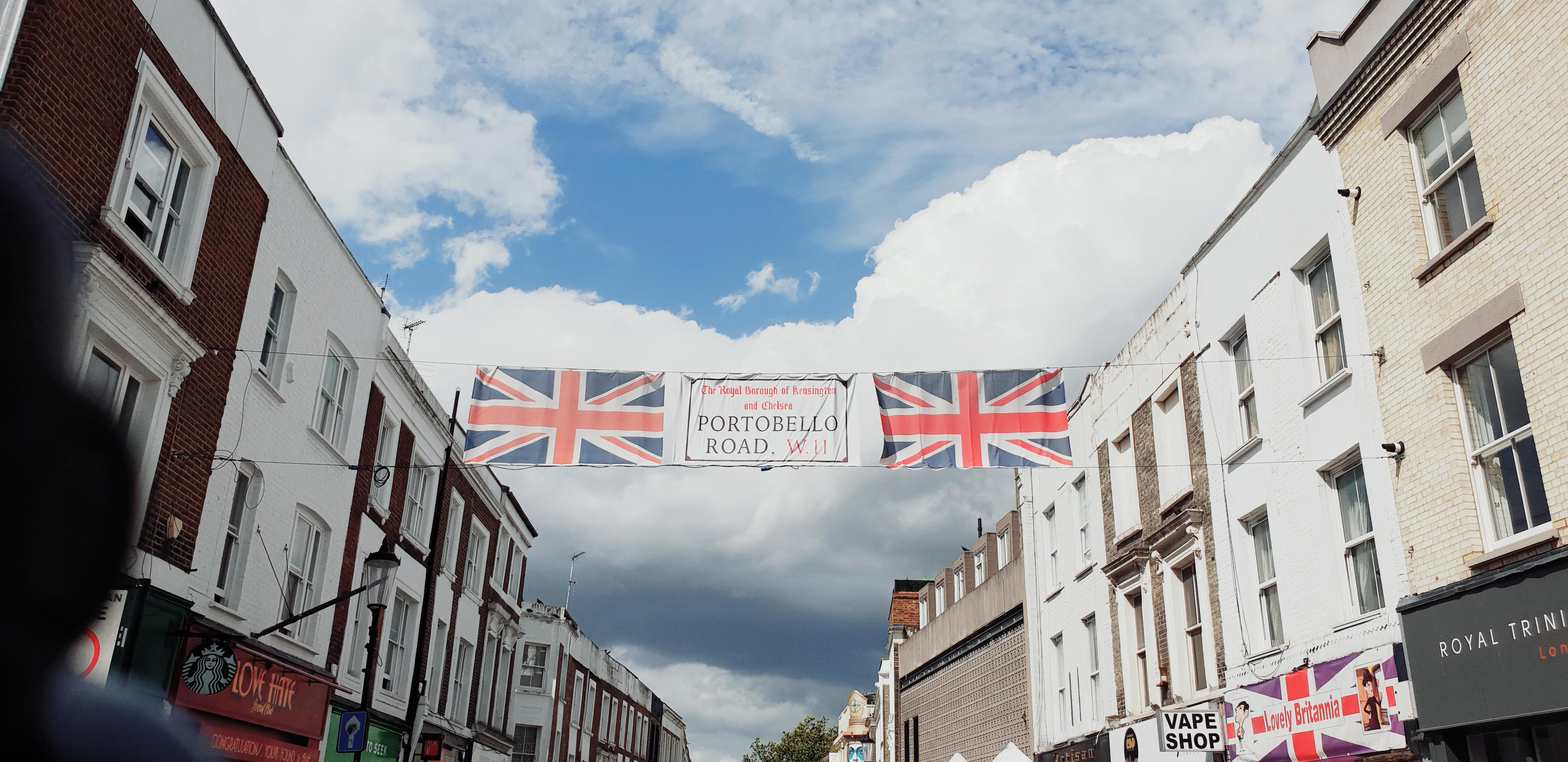 The Ultimate Guide to Portobello Market London