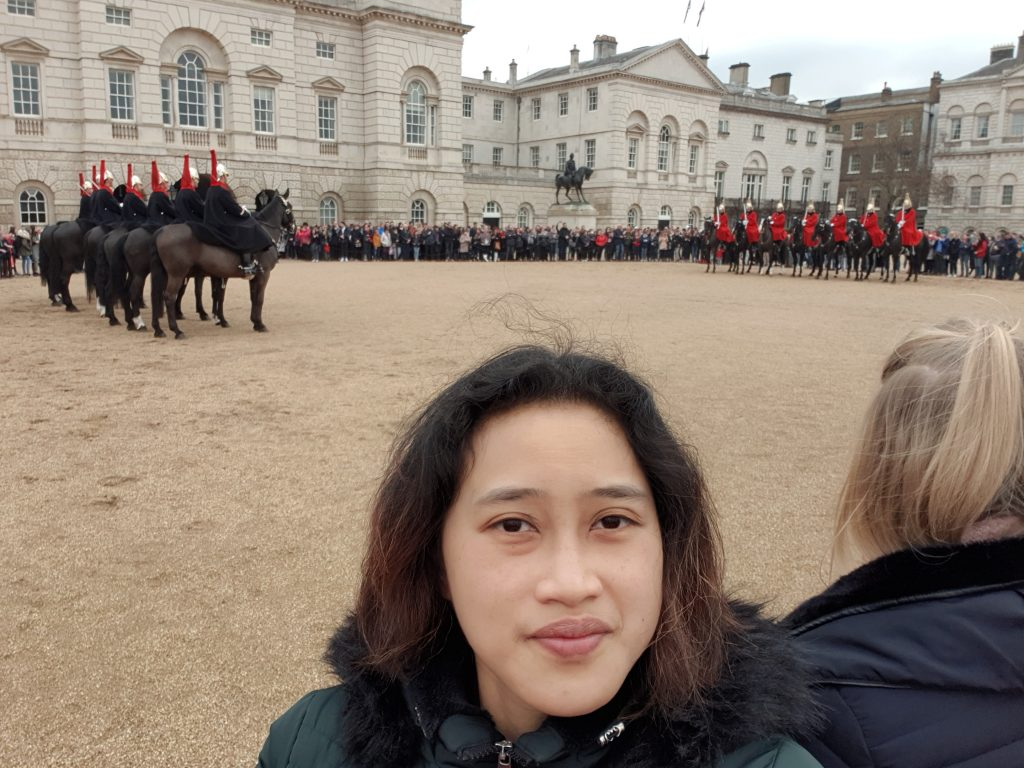 Changing of the Guard Horse guards Parade