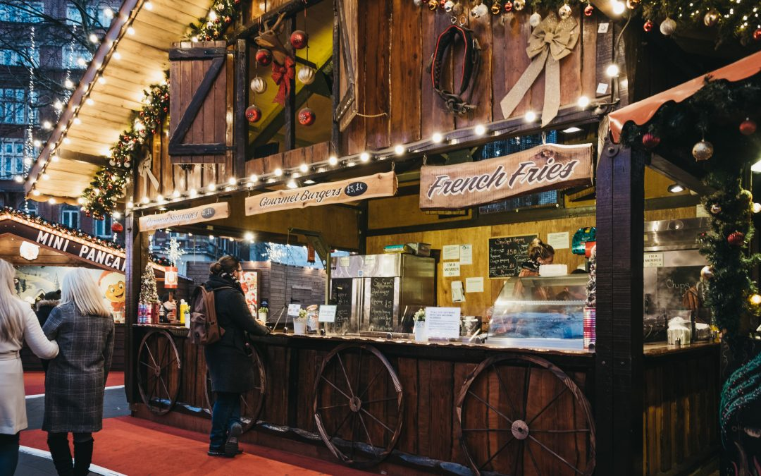 The Ultimate Guide to the Leicester Square Christmas Market