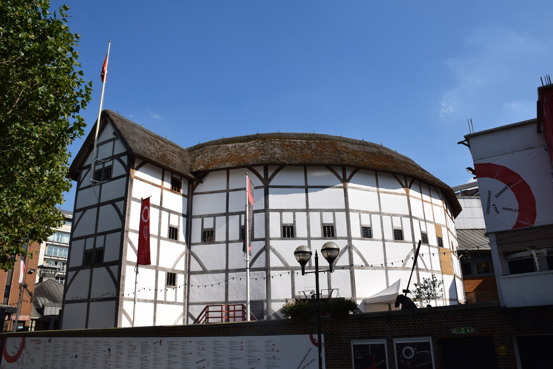 Shakespeare's The Globe Theatre and Museum