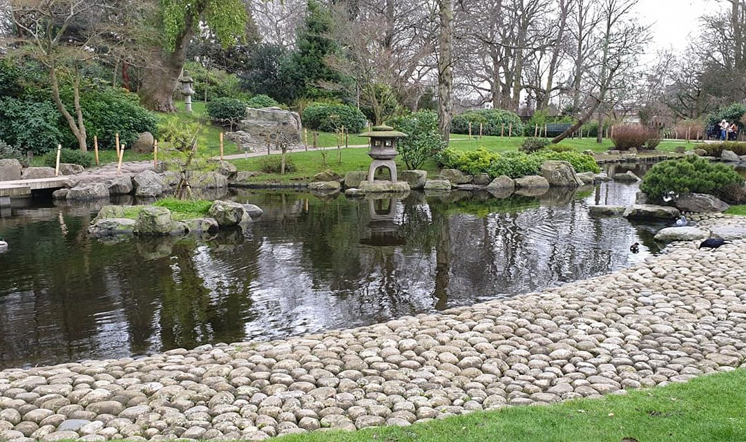The many Holland Park Gardens worth the visit