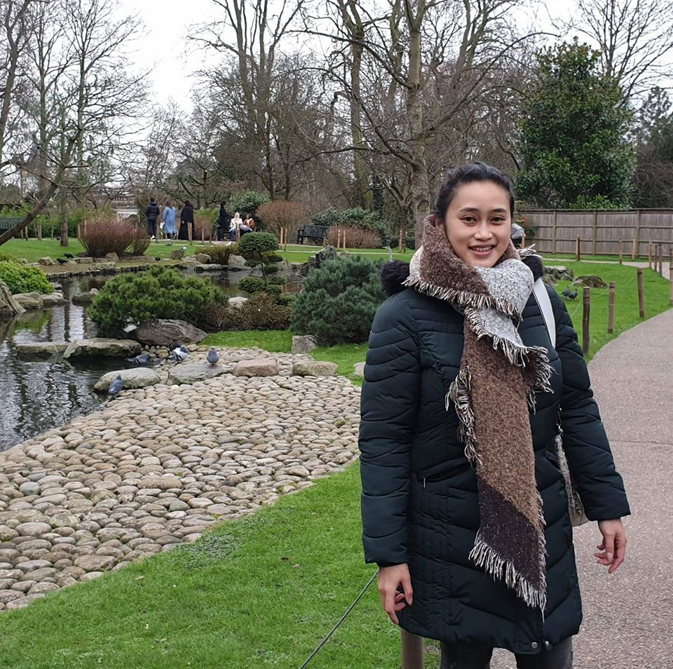 Kyoto Japanese Garden in Holland Park