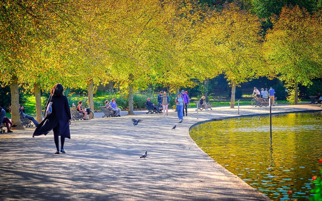 The Best Walks around London