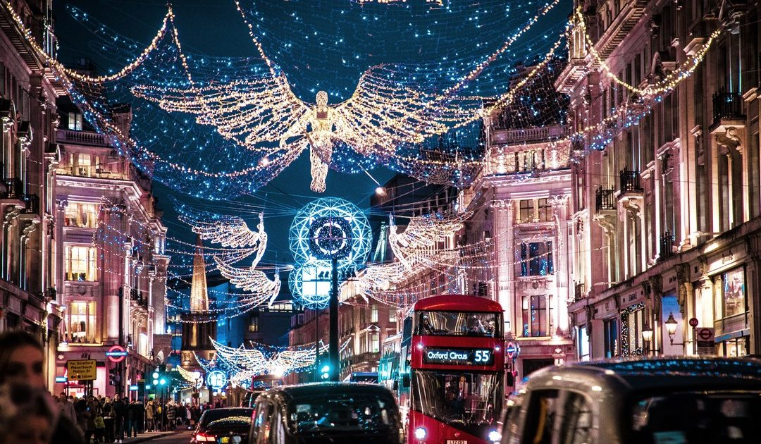 Places to visit in London in December