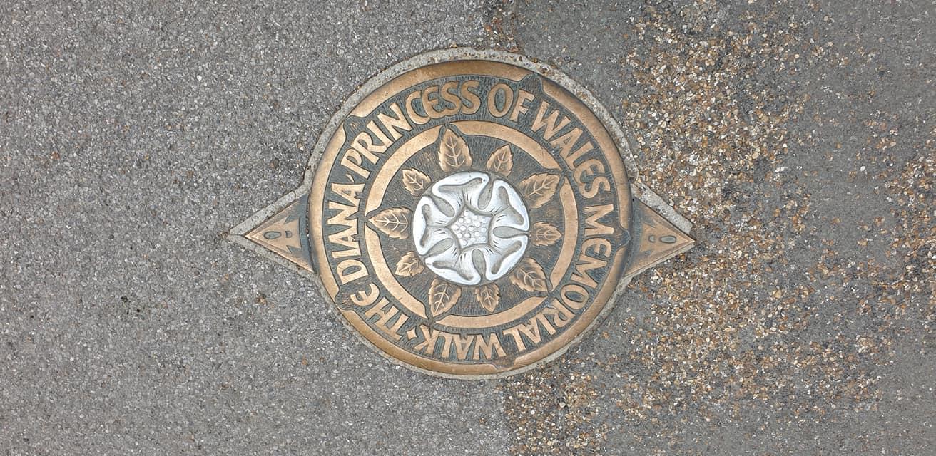 Princess of Wales Memorial Walk