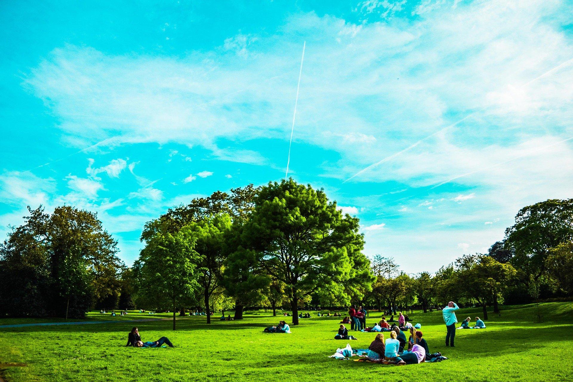 The Green Park, London