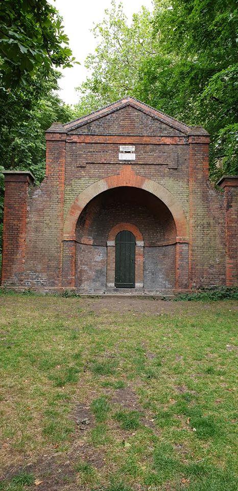 The Hidden Waterway, Greenwich Park