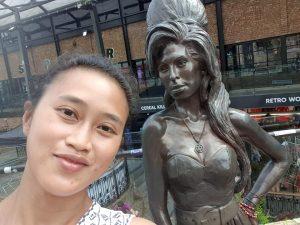 Camden Town Amy Winehouse