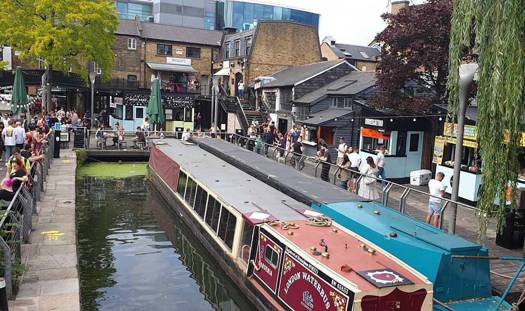 How to make the most of Camden Town London