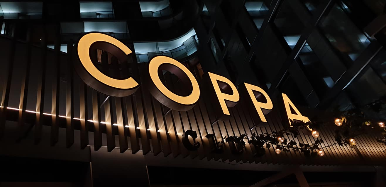 Coppa Club Tower Bridge Restaurant