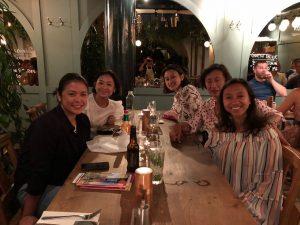 Flat Iron Restaurant, Covent Garden