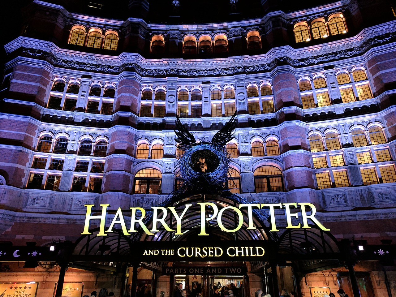 Harry Potter the Cursed Child theatre