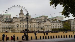 Horse Guard Parade, London