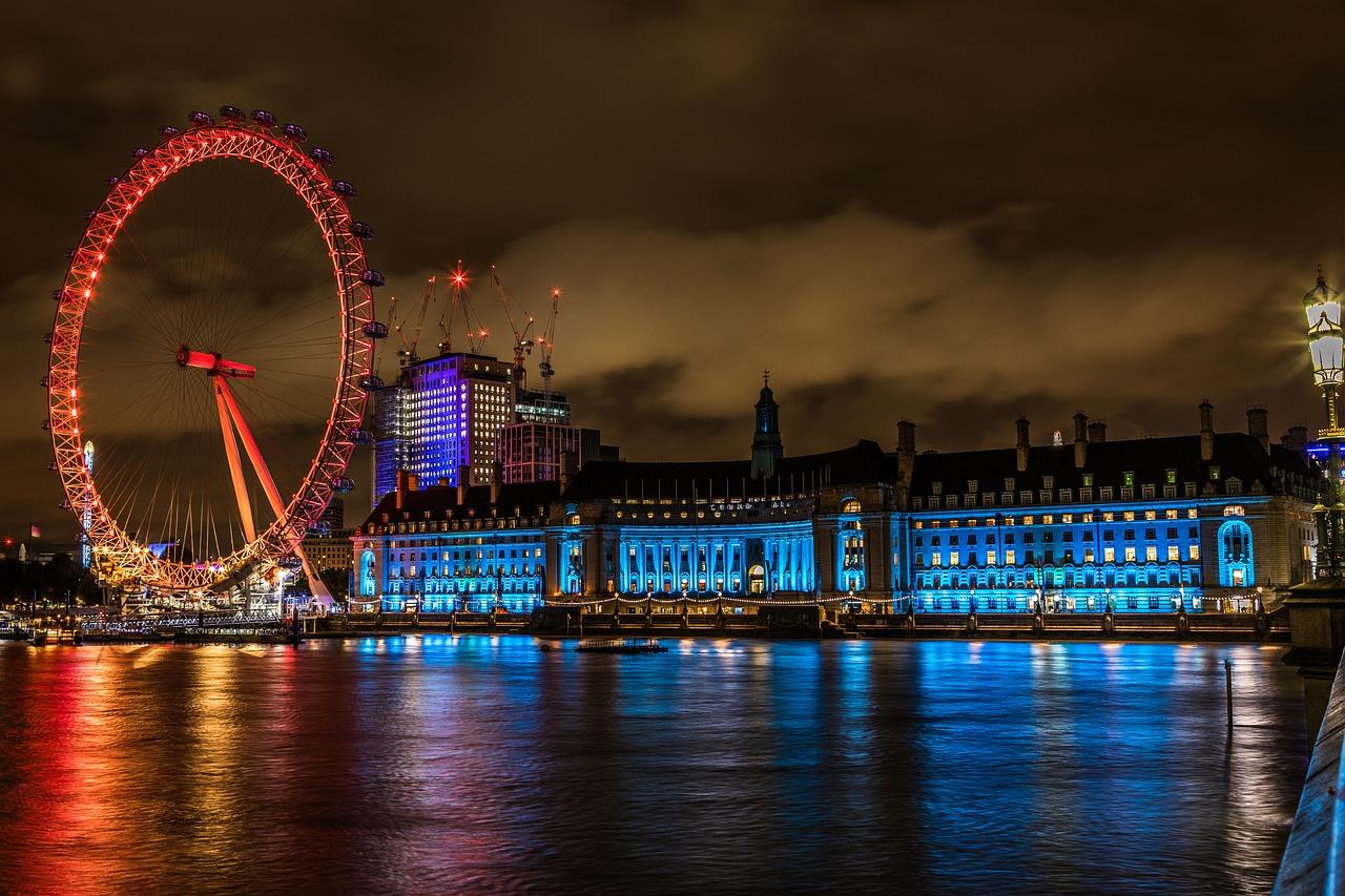 Visit the London Eye