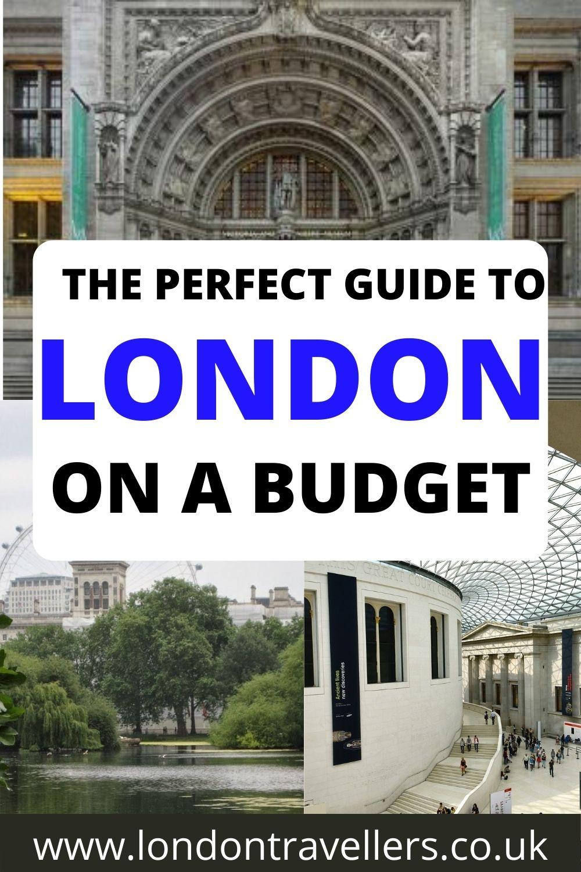 London on a budget