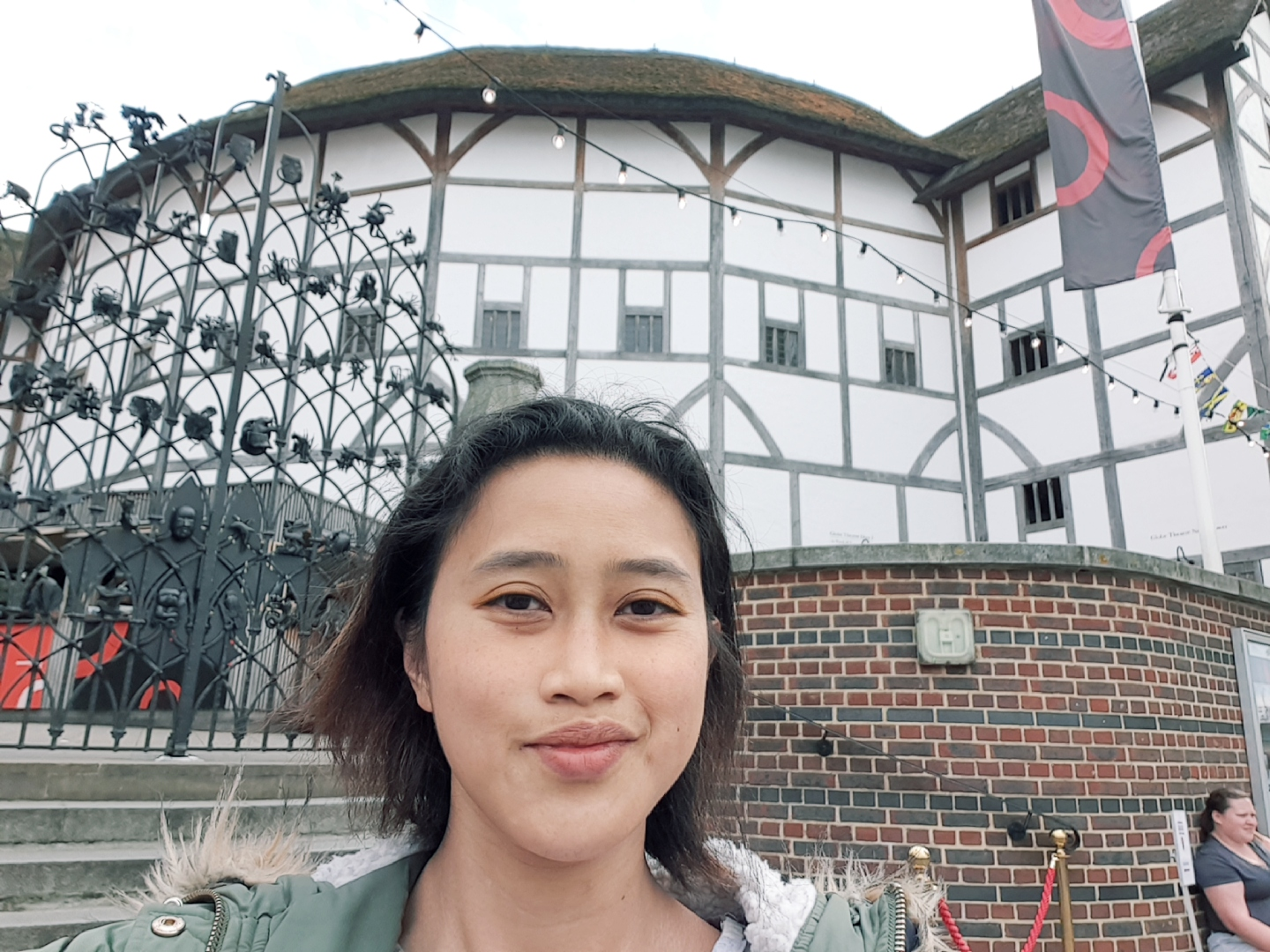 The Shakespeare's Globe Theatre