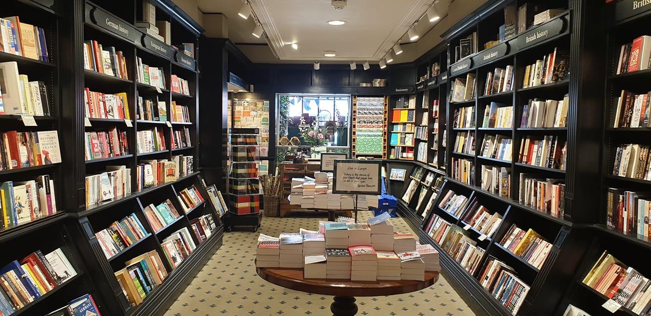 Hatchards bookstore, London
