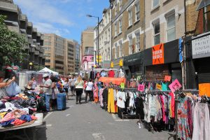 Petticoat Lane Market, London