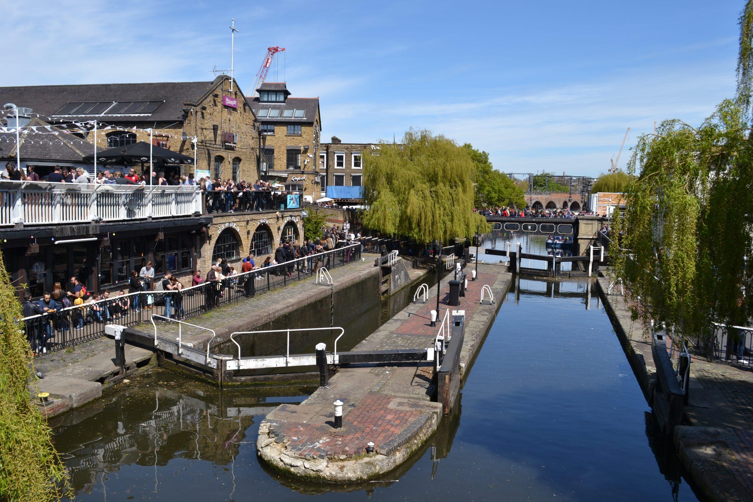Regent's Canal, Camden Town