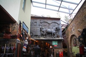 Stables Market, Camden Town