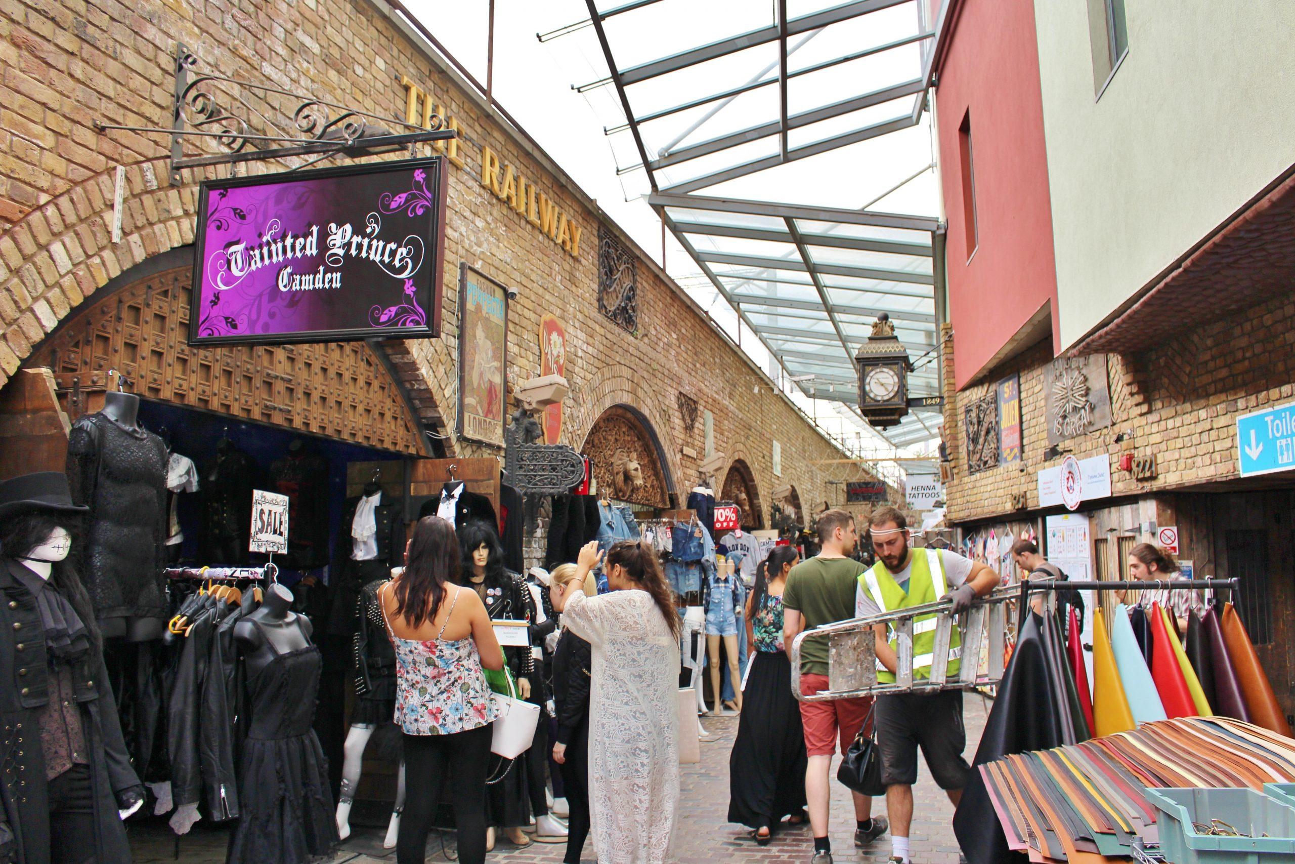 Camden Town Stables Market