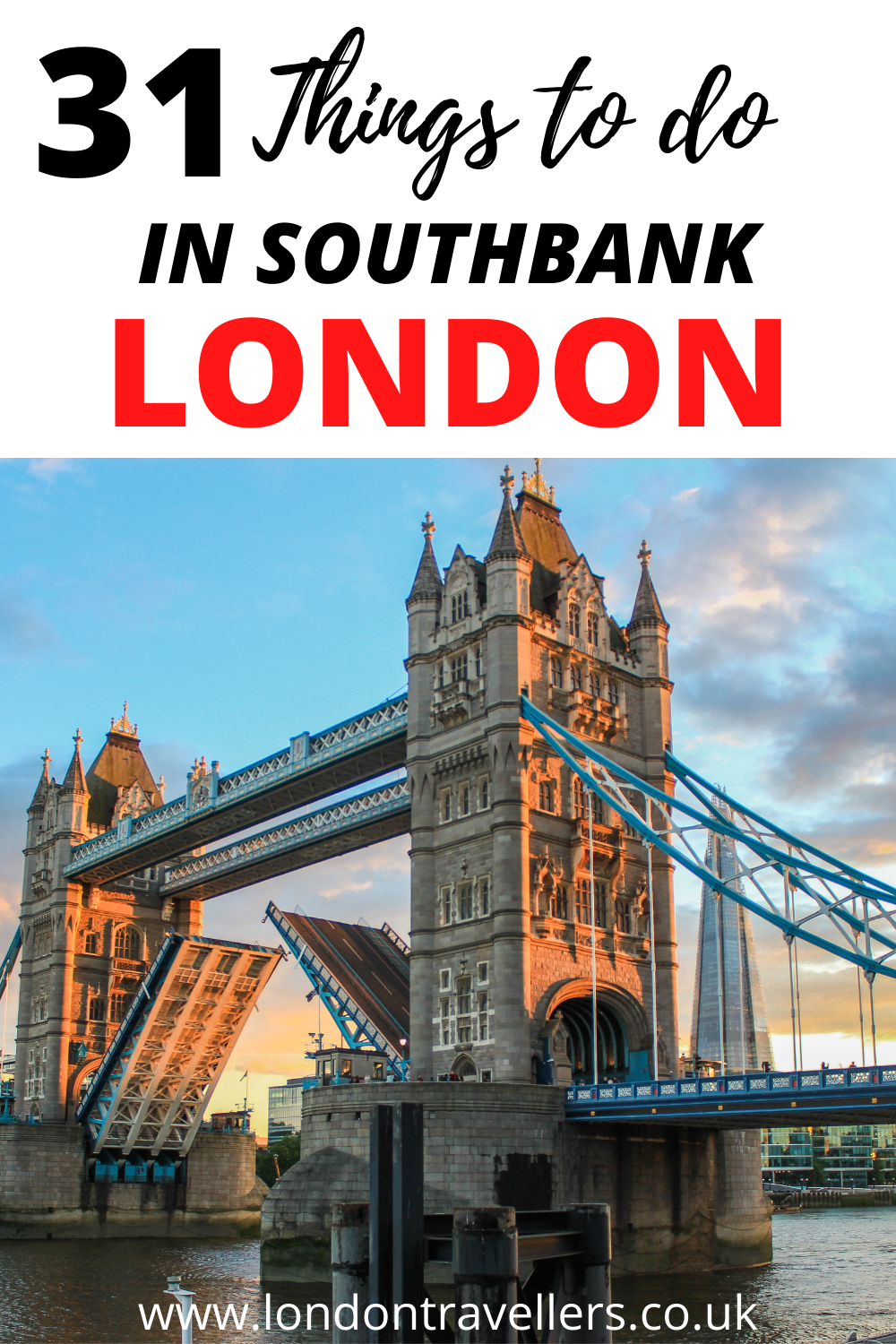 31 Things to do in Southbank London