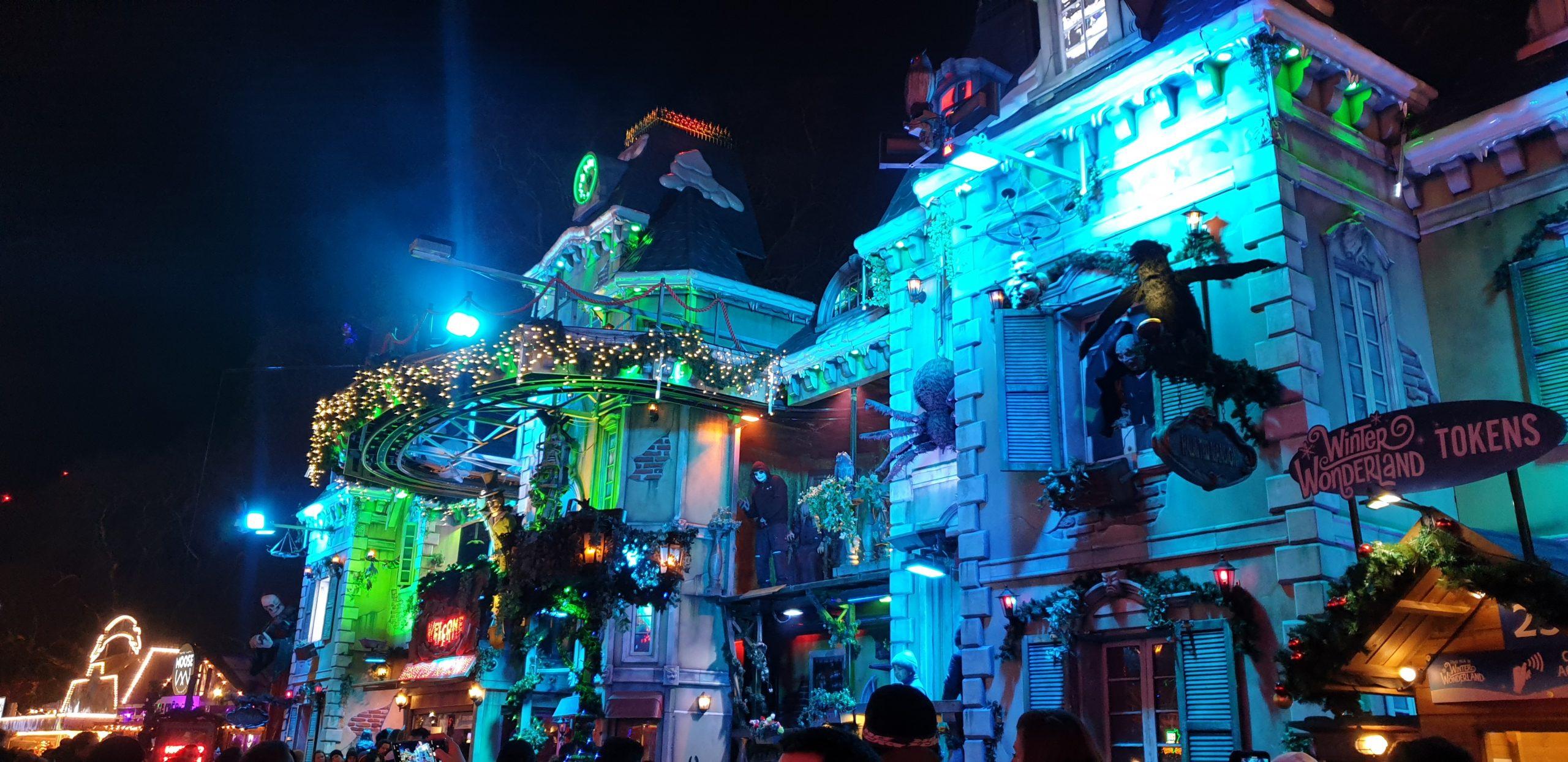 Winter Wonderland Amusement Park