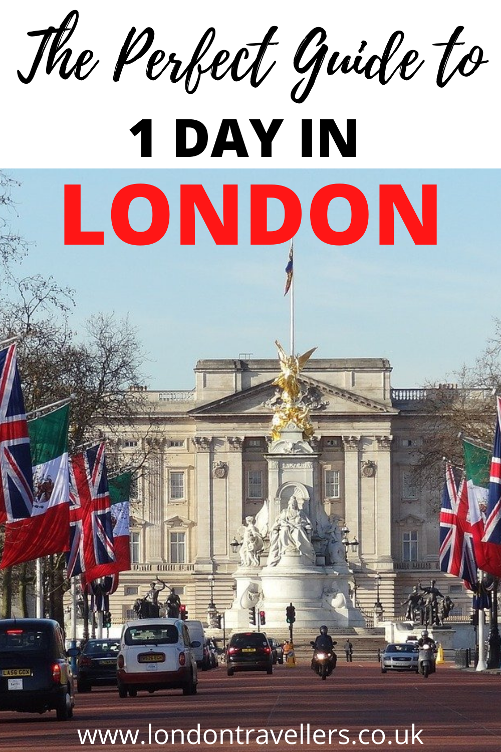 1 Day in London