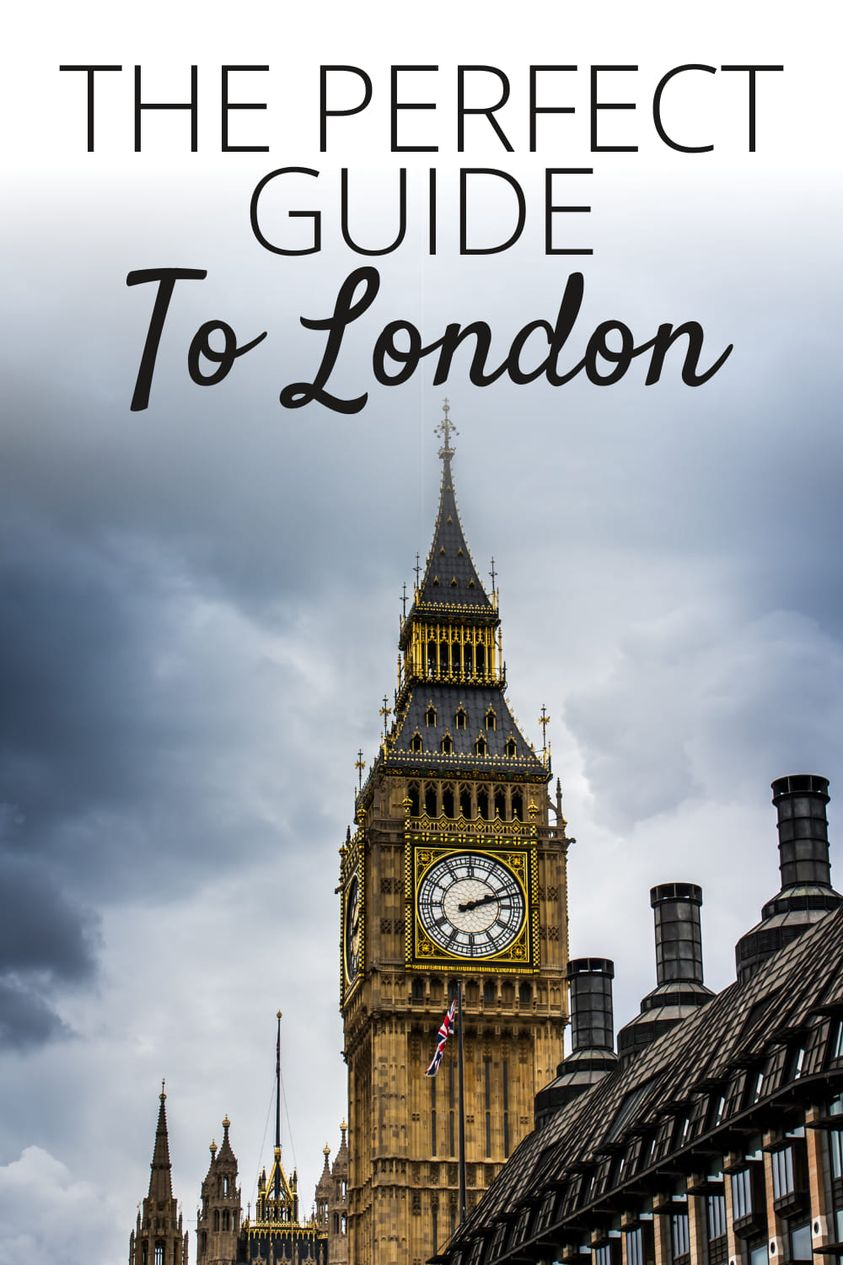 A perfect guide to London