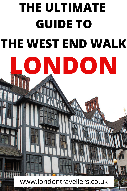 West End Walk, London