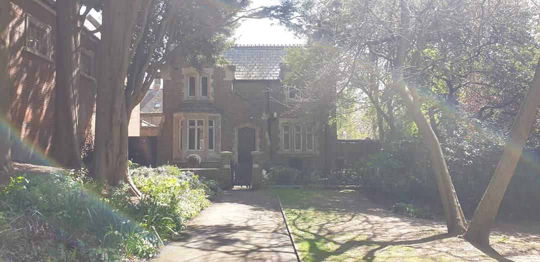 The Old Police House, Kensington Gardens
