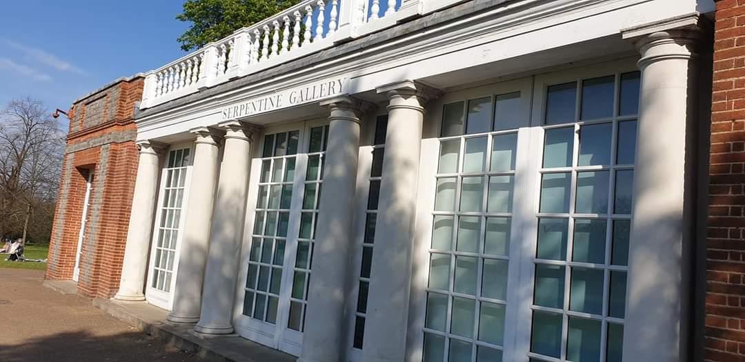 Serpentine Gallery, Kensington Gardens