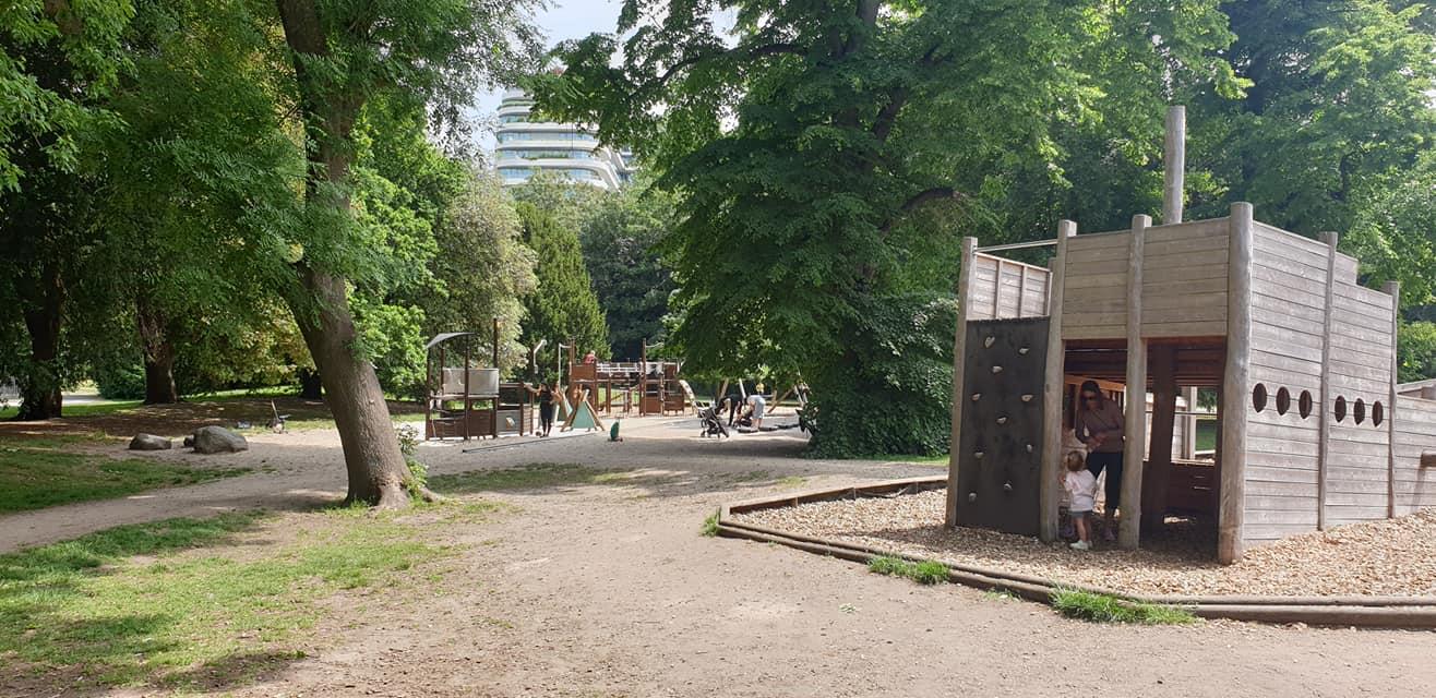 Children's Playground, Battersea Park
