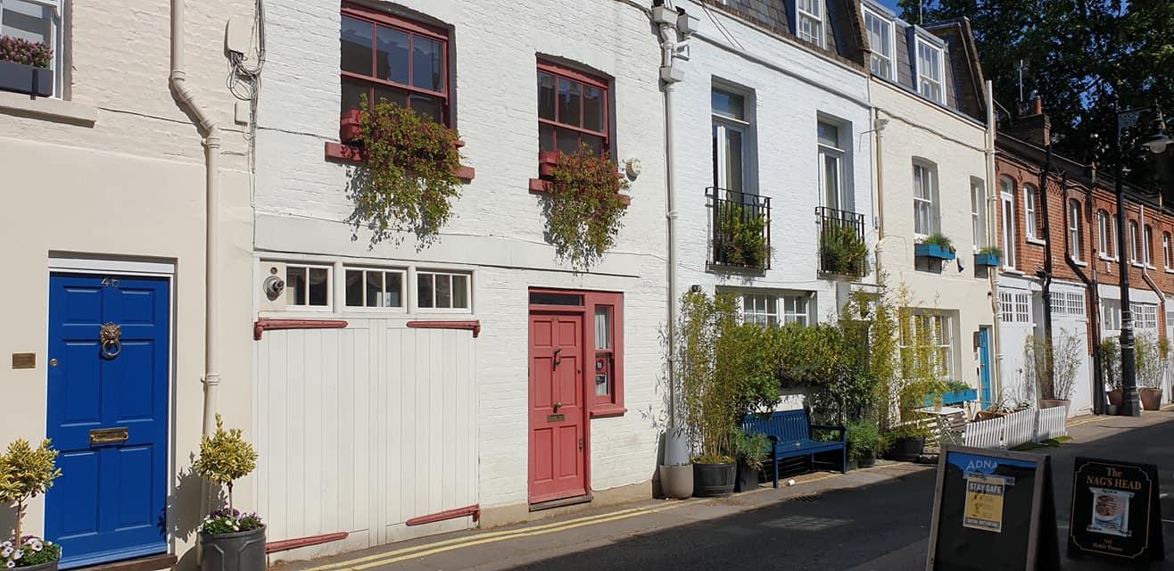 Kinnerton Street, Belgravia