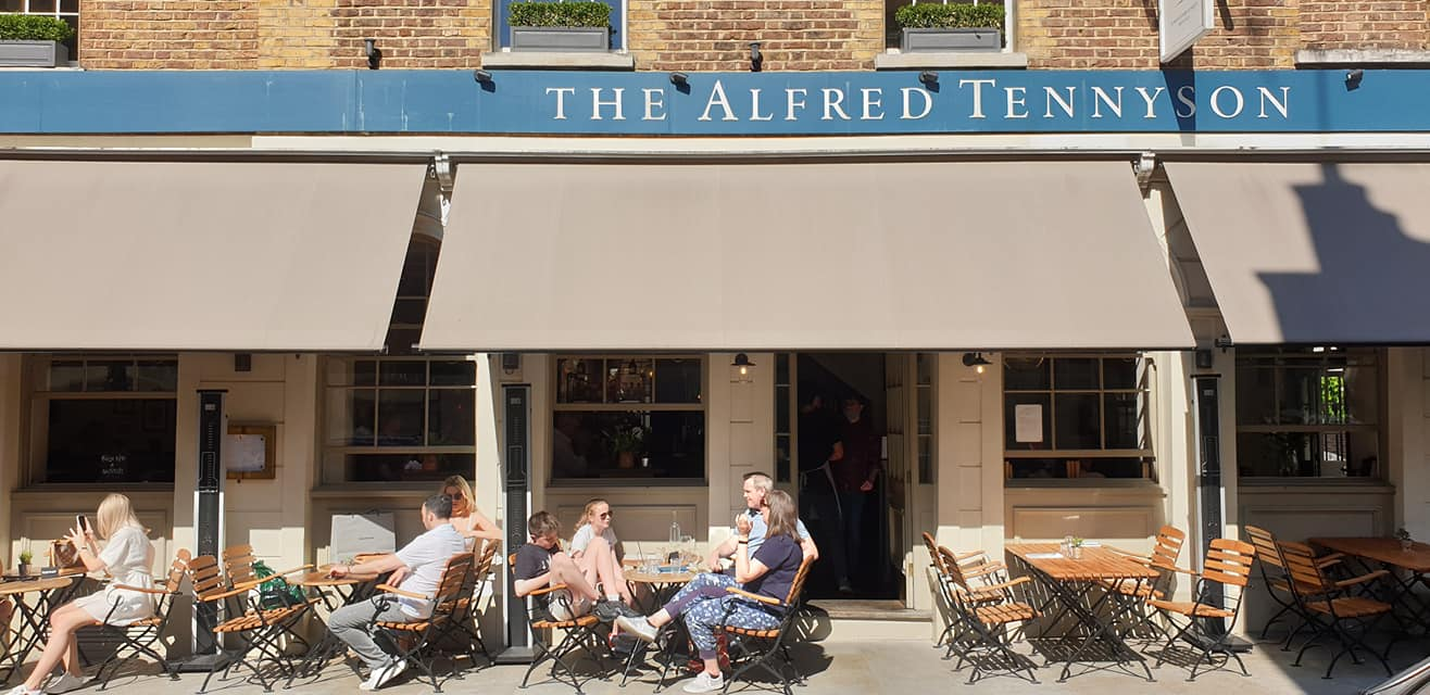 The Alfred Tennyson Pub