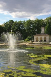Italian Garden, Kensington Gardens