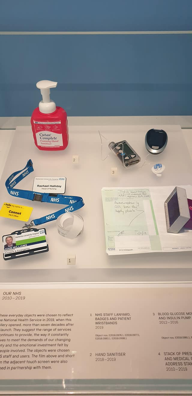 Modern National Health Service, Science Museum