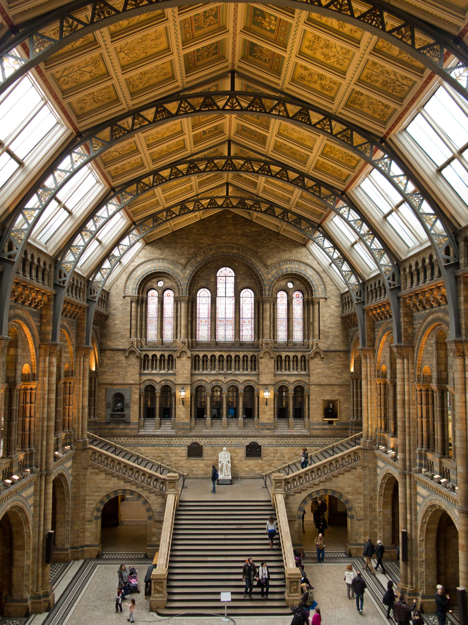 The Natural History Museum, Hintze Hall