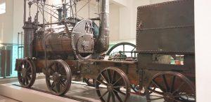 Steam locomotive, Science Museum