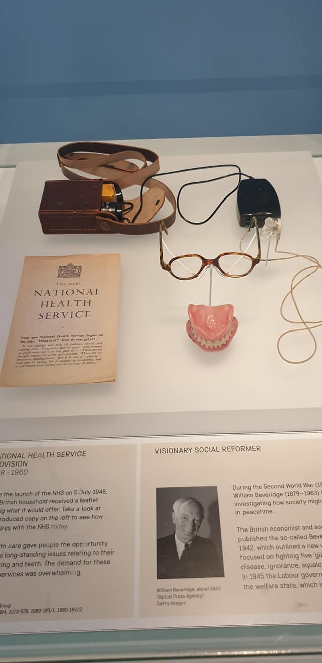 Vintage National Health Service Provision, Science Museum