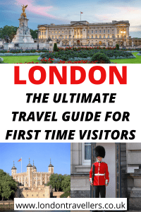 London Travel Guide for First Time Visitors