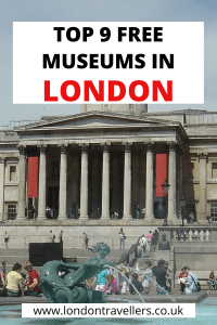 Top 9 Free Museums in London