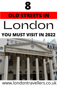 Old Streets in London